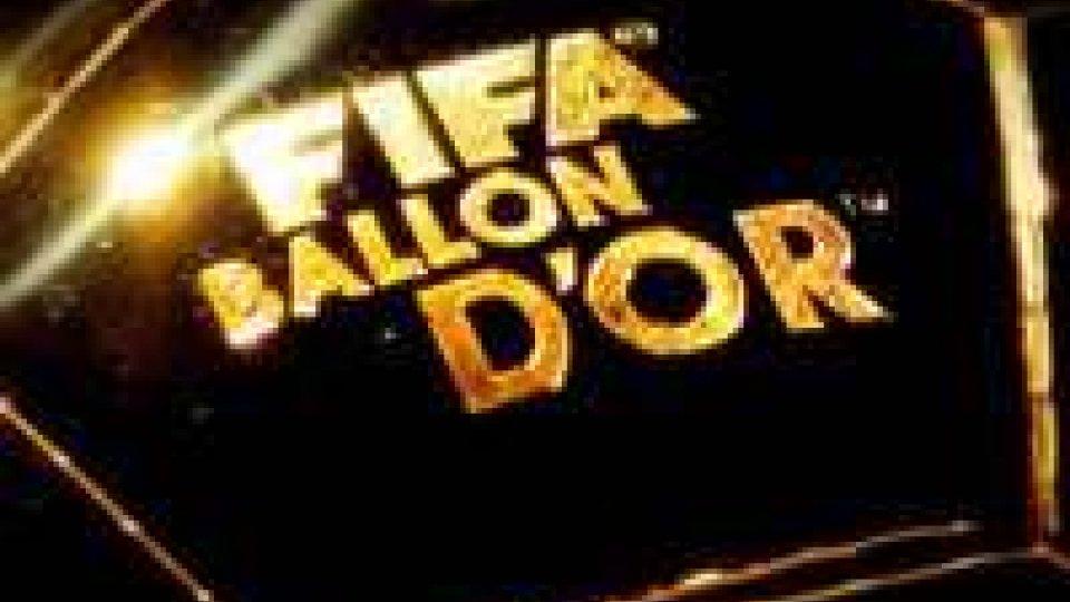 Pallone d'oro: i tre candidatiPallone d'oro: i tre candidati