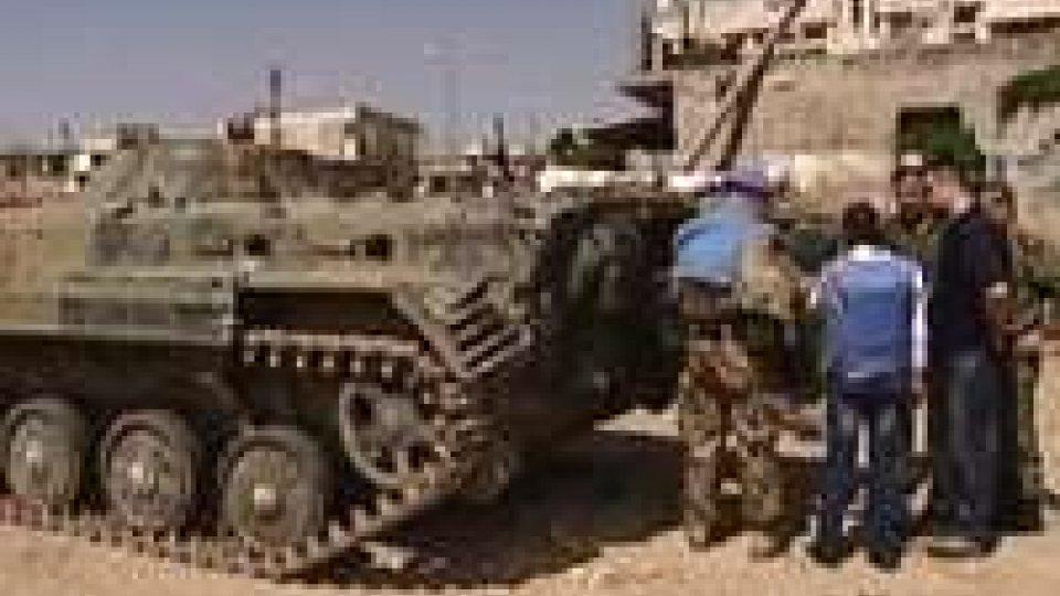 Nove morti in Siria, tra cui 6 famigliari