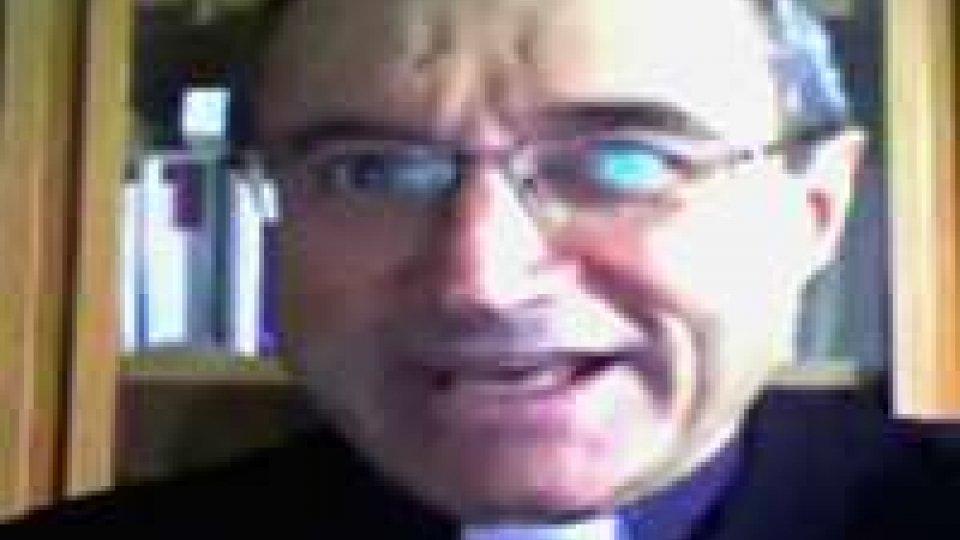 Gli auguri del vescovo Mons. Andrea Turazzi