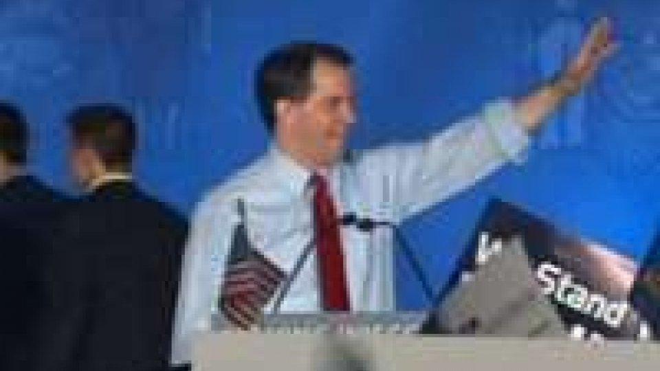 USA, in Wisconsin vince il repubblicano Scott Walker