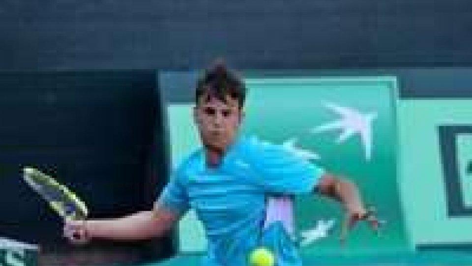Tennis: Marco De Rossi a Malta entra nei quarti di finale