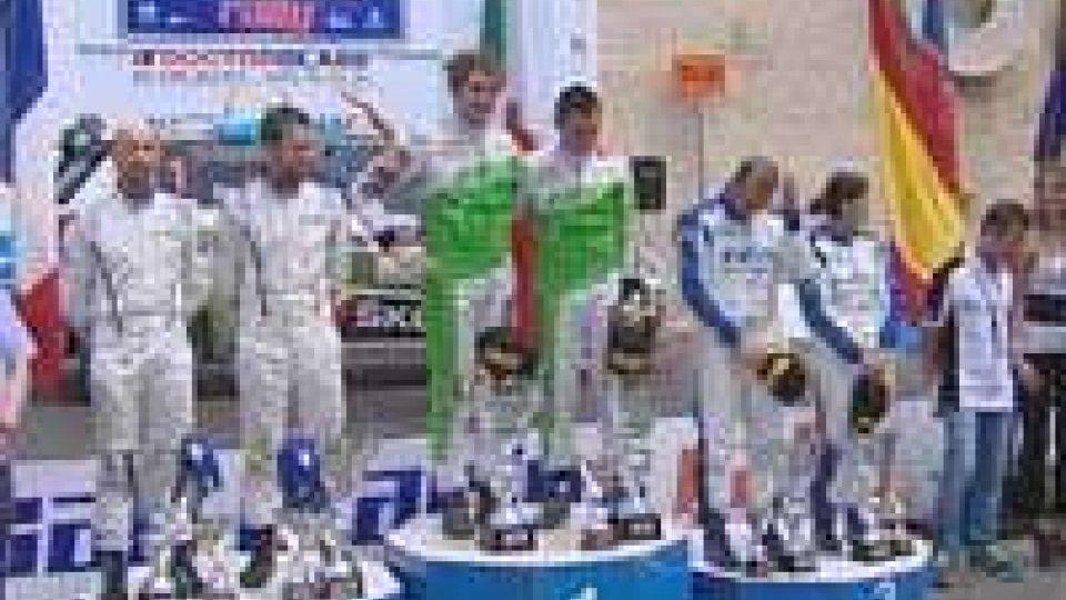 Umberto Scandola vince il Rally di San Marino. Secondo Basso, quarto il sammarinese Daniele CeccoliUmberto Scandola vince il Rally di San Marino