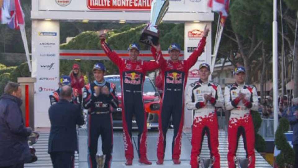 WRC, MontecarloWRC, Montecarlo: Ogier batte Neuville dopo una gara al cardiopalma
