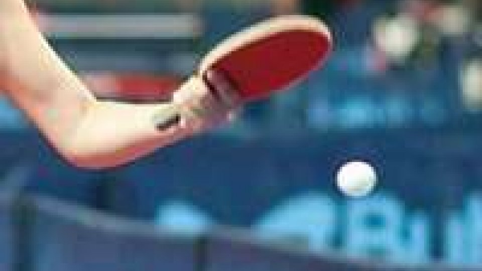 Tennis tavolo: impegno internazionale per i sammarinesi