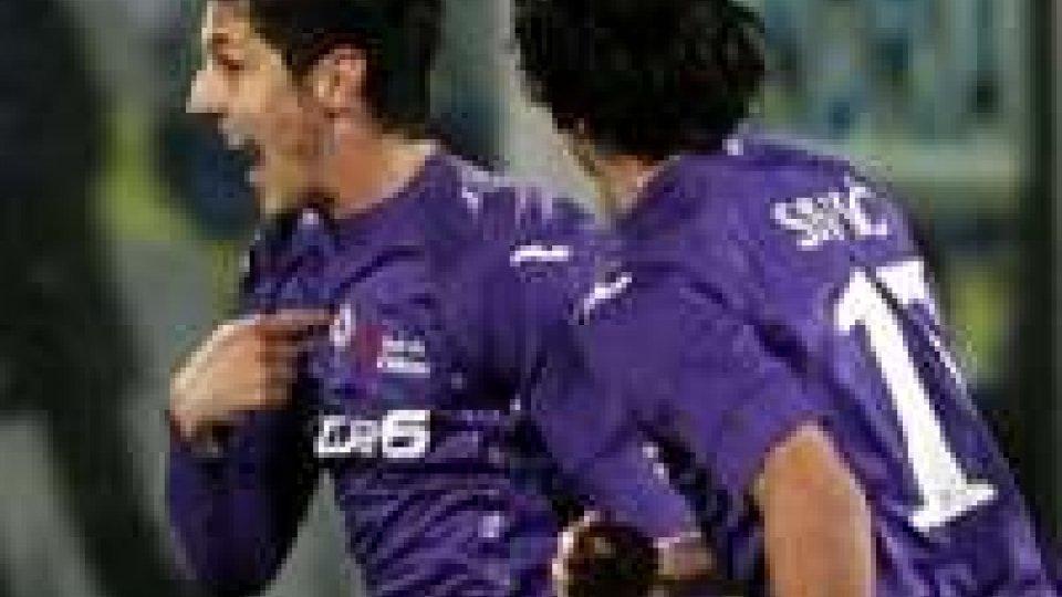 Serie A: l'Inter affonda contro la Fiorentina 4-1