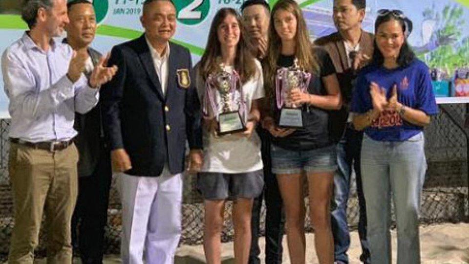 Beach Tennis, Alice Grandi finalista nell'ITF di Thailandia