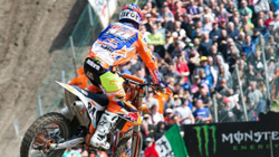 Motocross, a Imola Herlings fa l'ennesima doppietta