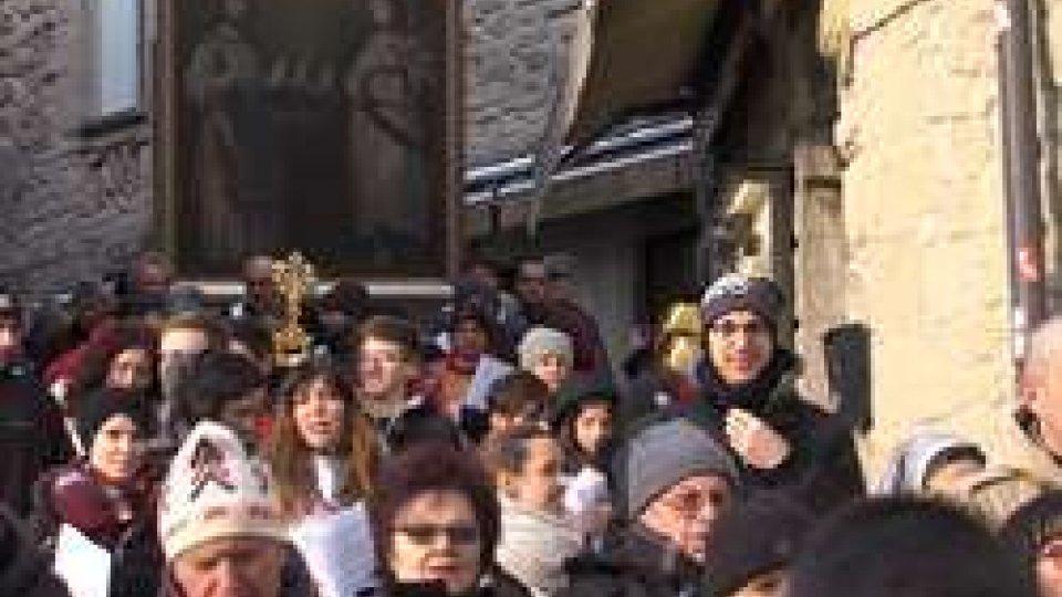 Celebrazioni di Sant'AgataLe celebrazioni di Sant'Agata, una tra le feste istituzionali più sentite sul Titano