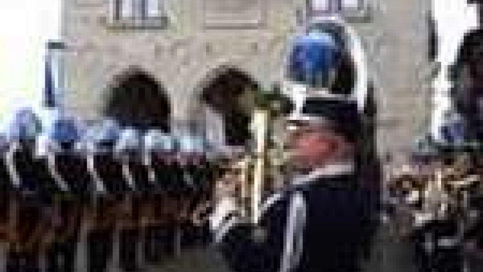 1 ottobre: gli interventi del Nunzio Apostolico e della Reggenza