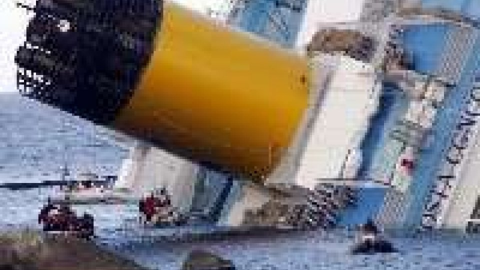 Identificati 5 cadaveri della Costa Concordia