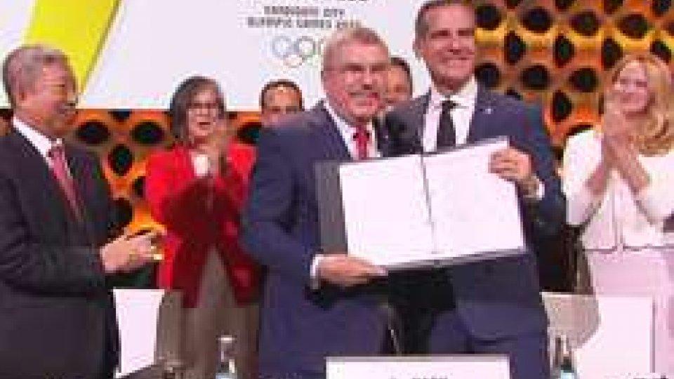 Olimpiadi, è ufficiale: Parigi 2024, Los Angeles 2028