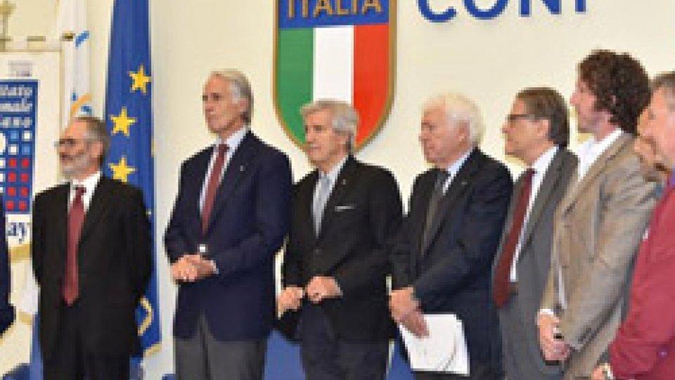 IL COMITATO SAMMARINESE FAIR PLAY A ROMA AI PREMI NAZIONALI FAIR PLAY 2018