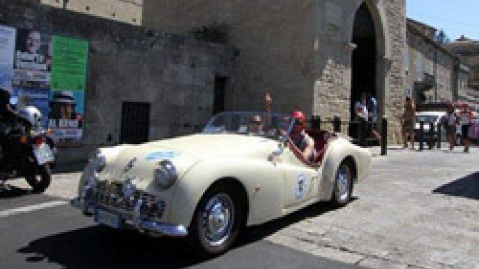 13° Giro dei Castelli di San Marino - Manifestazione di regolarità turistica per auto storiche