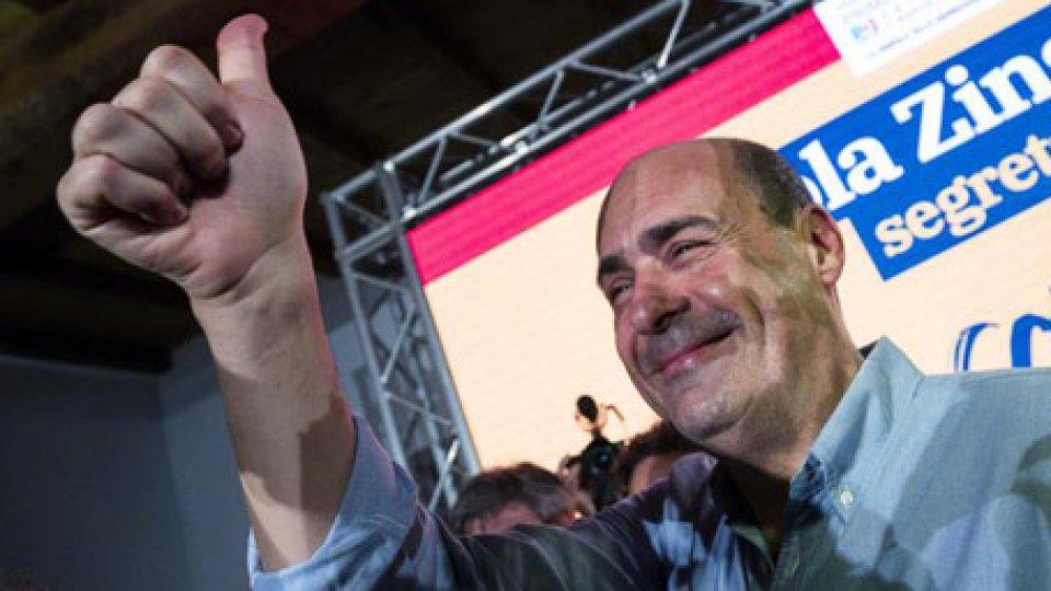 Nicola ZingarettiPrimarie Pd, ai gazebo gli elettori chiedevano un cambiamento nel partito