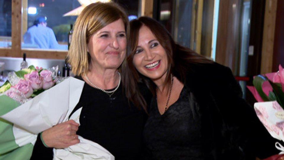 Cesarina Maccagli e Cinzia Capanni[VIDEO] L'abbraccio di Rtv a Cesarina Maccagli e Cinzia Capanni