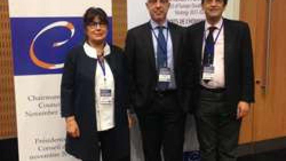 Conferenza di lancio del Consiglio d'Europa della strategia per la Disabilità 2017 – 2023