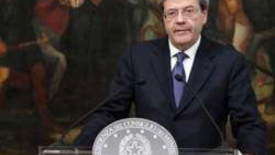 Paolo GentiloniIus soli, approvazione rinviata a dopo l'estate