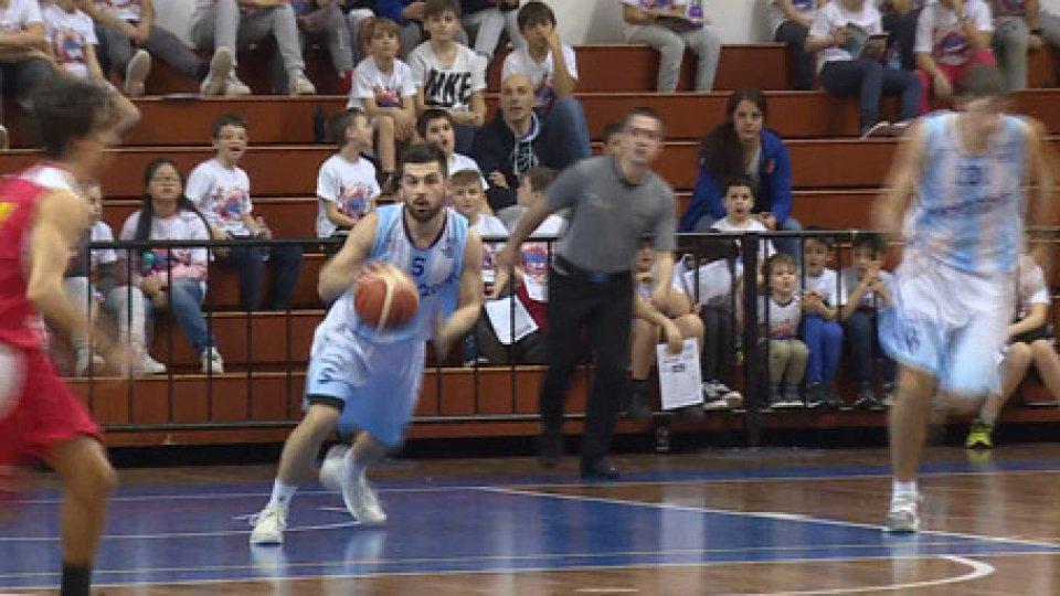 Basket: sconfitta casalinga per la Titano contro JesiBasket: sconfitta casalinga per la Titano contro Jesi
