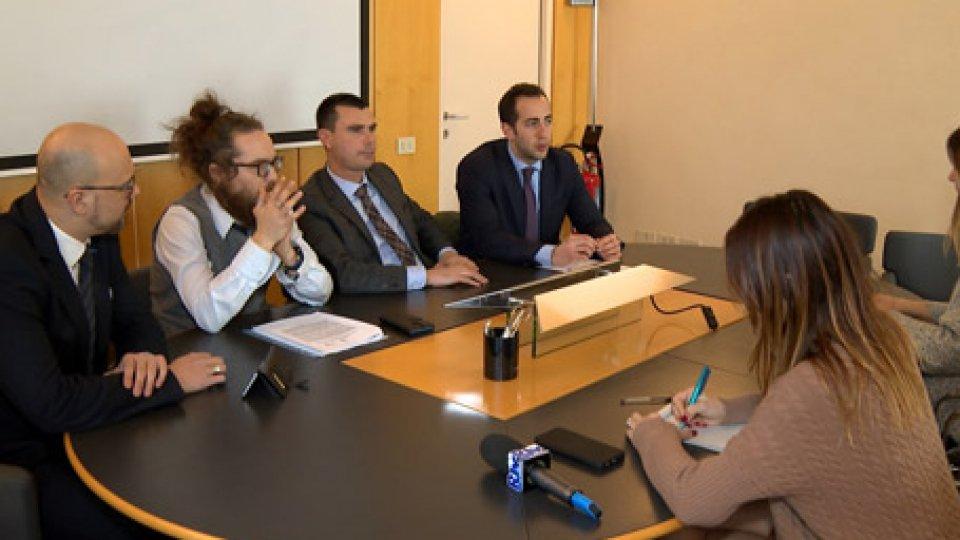 Conferenza stampa opposizioniConvocazione del Consiglio Giudiziario Plenario: l'opposizione chiede alla Reggenza di applicare la legge