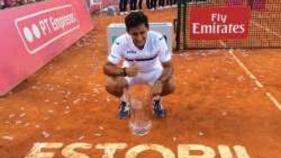 Estoril Open: trionfo di Almagro in tre set