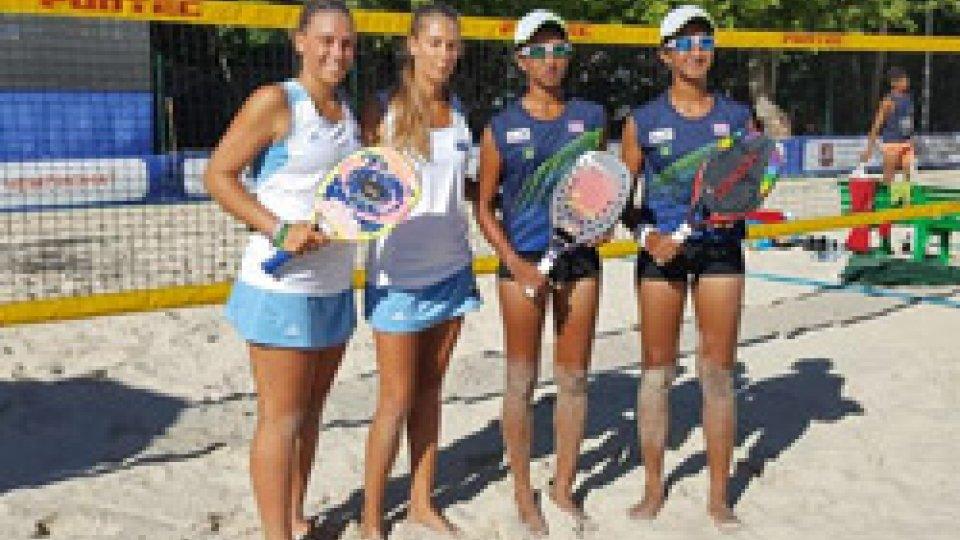 Mondiali Beach Tennis, San Marino batte la Thailandia e vola agli ottavi