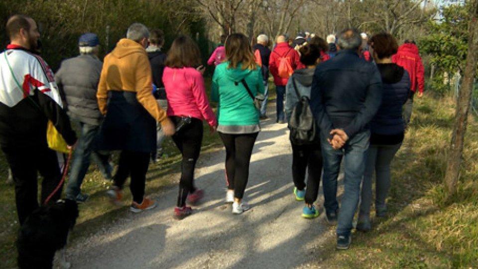 La passeggiataUna camminata insieme per ricordare il valore del risparmio energetico