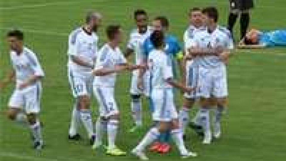 Coppa delle Regioni: Nazionale Sammarinese fermata sull'1-1 dalla SloveniaCoppa delle Regioni: Nazionale Sammarinese fermata sull'1-1 dalla Slovenia