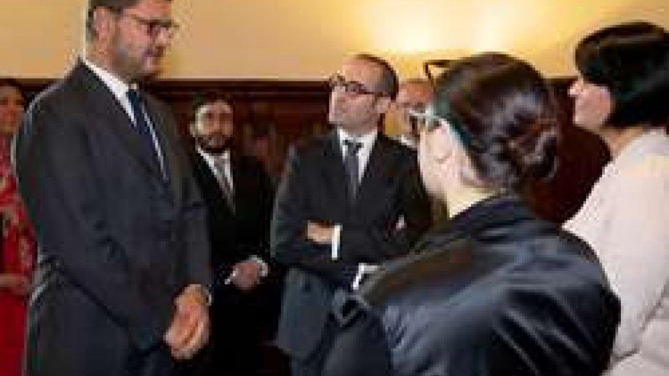 Gennaro Migliore in visita a San MarinoIl Sottosegretario italiano alla Giustizia, Gennaro Migliore, in visita a San Marino
