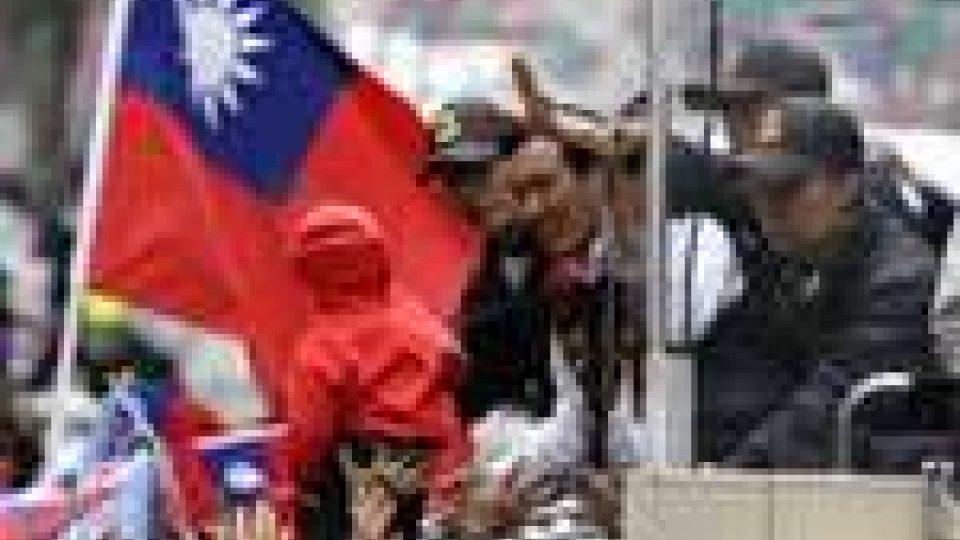Taiwan elezioni: Cina e Usa con il fiato sospeso