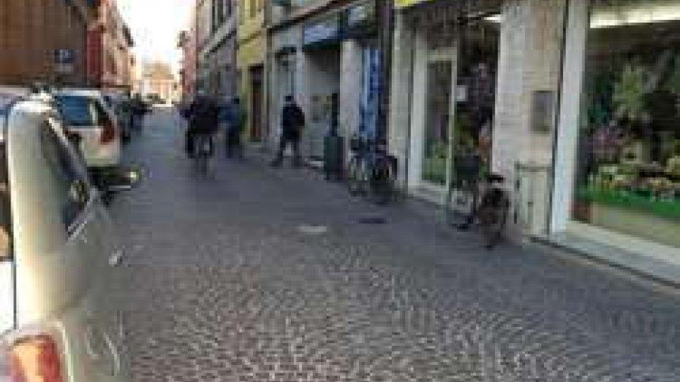 Pesaro: via Cavour, partono i lavori di riqualificazione