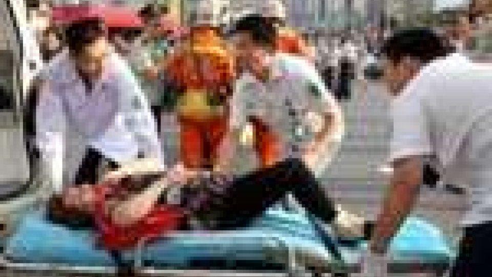 Incidente nella metro di Shanghai: 245 feriti