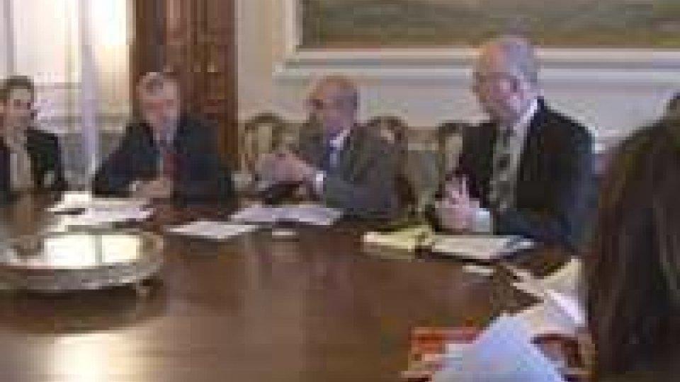 Fmi: prosegue la visita a San Marino