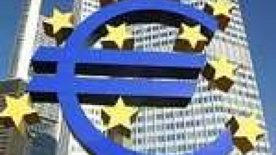 La Bce ravvisa timidi segnali di stabilizzazione