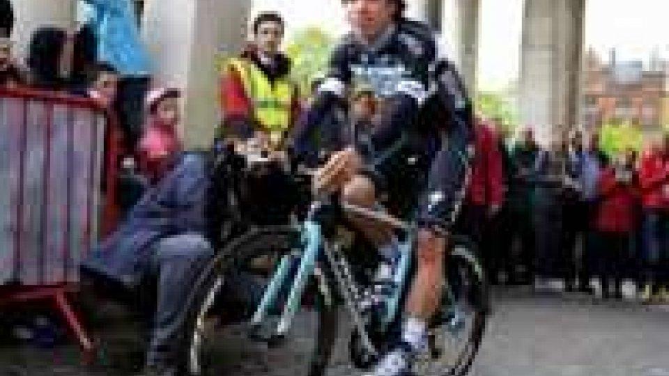 Giro d'Italia. Rigoberto Uran conquista la maglia rosa nella 12ma tappa