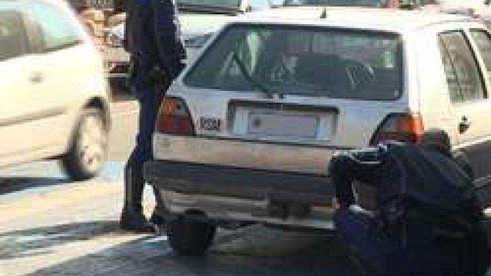 I rilievi della Polizia Civile