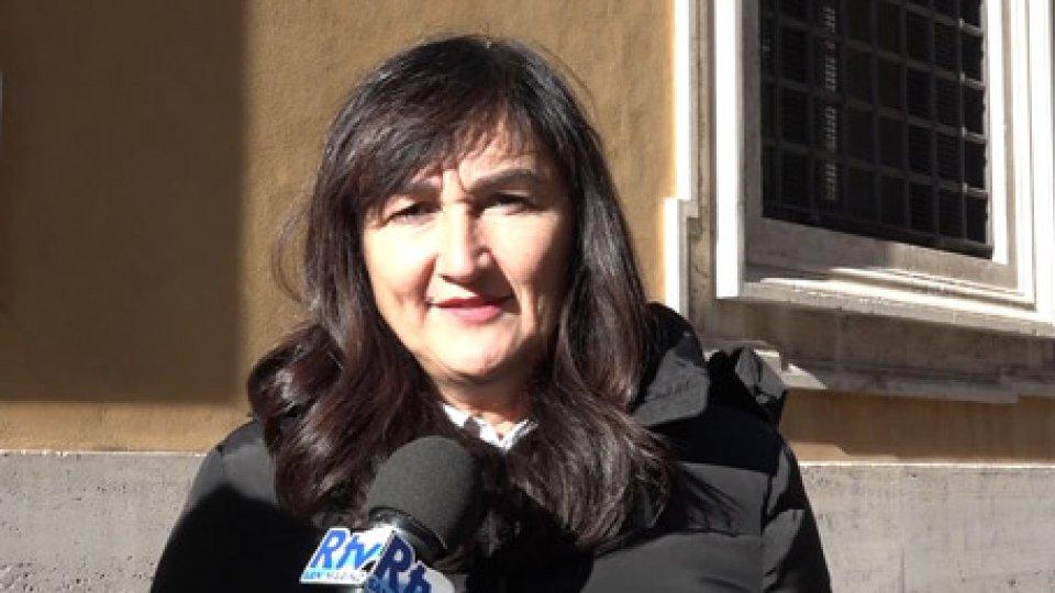 Laura Garavini, senatrice PdAccordo Italia-San Marino, senatori Pd interrogano il ministro degli Esteri