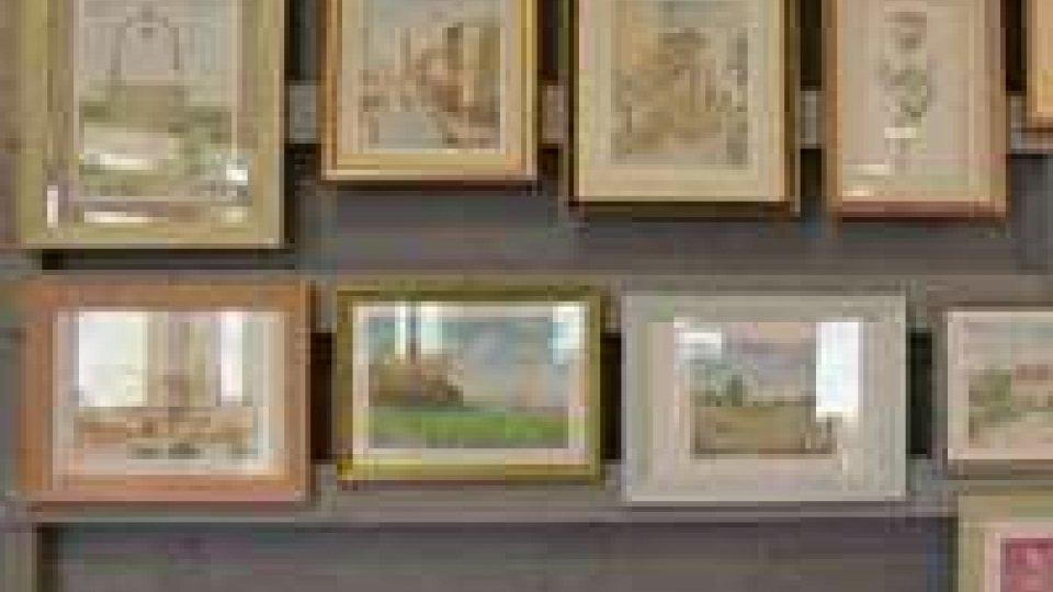 Mostra di Pittura: grafie e acquerelli di GUIDI-FORCELLINI a Serravalle