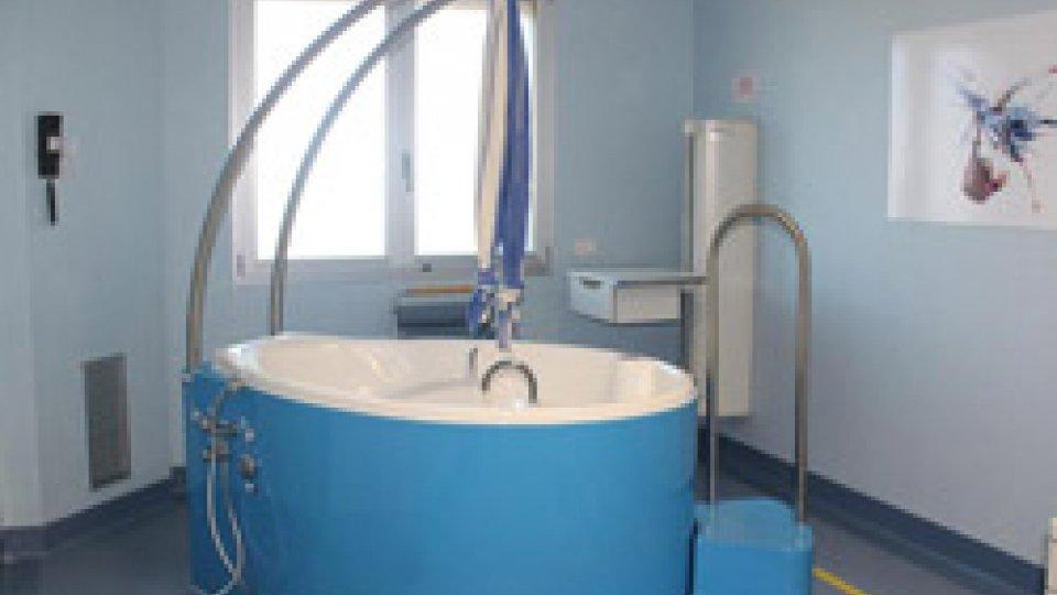 Iss: operativa la vasca per il travaglio in acqua