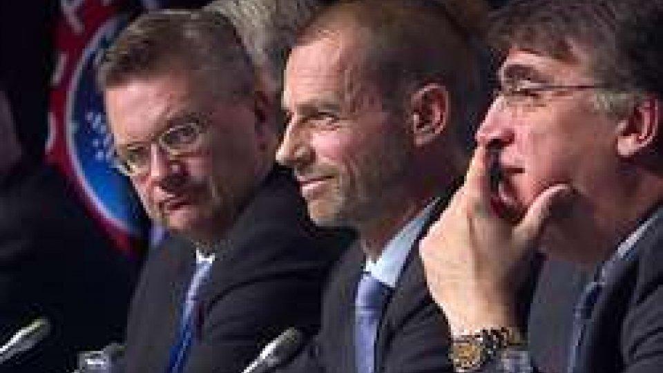 Consiglio UefaConsiglio Straordinario Uefa: Michele Uva Vice Presidente. A Ginevra anche la FSGC con Tura e Pacchioni