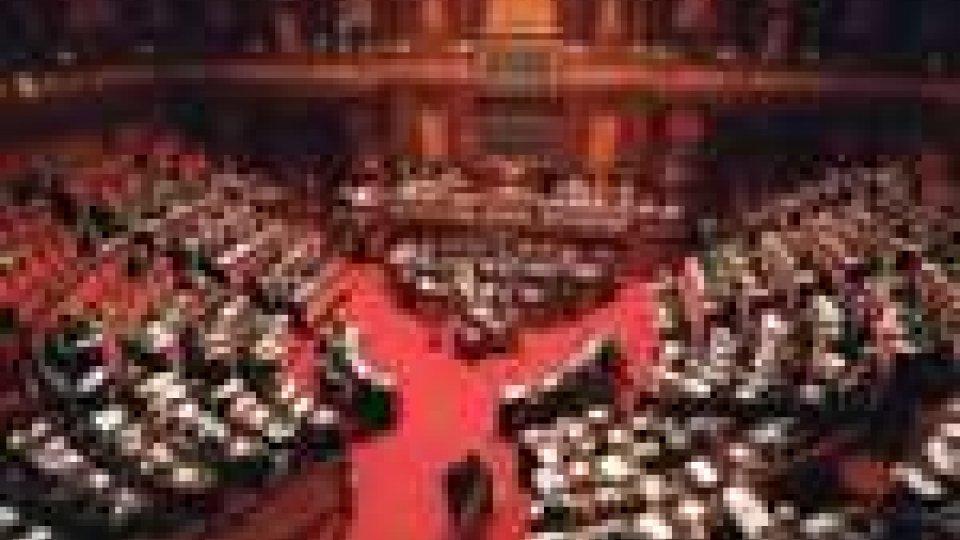 Manovra economica d'aggiustamento in Senato al vaglio della commissione Bilancio