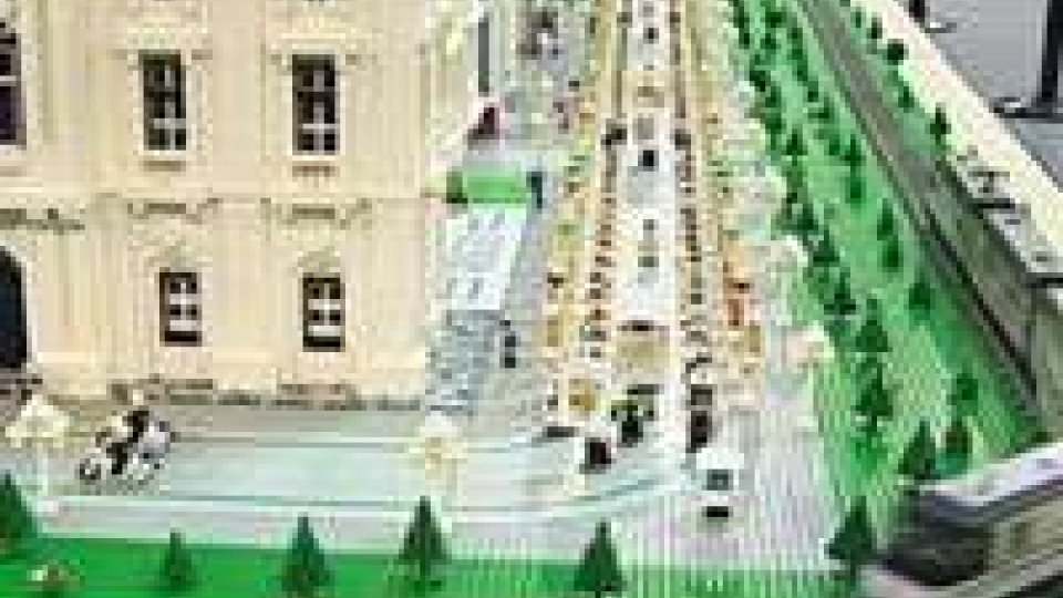 A Lisbona raduno Lego
