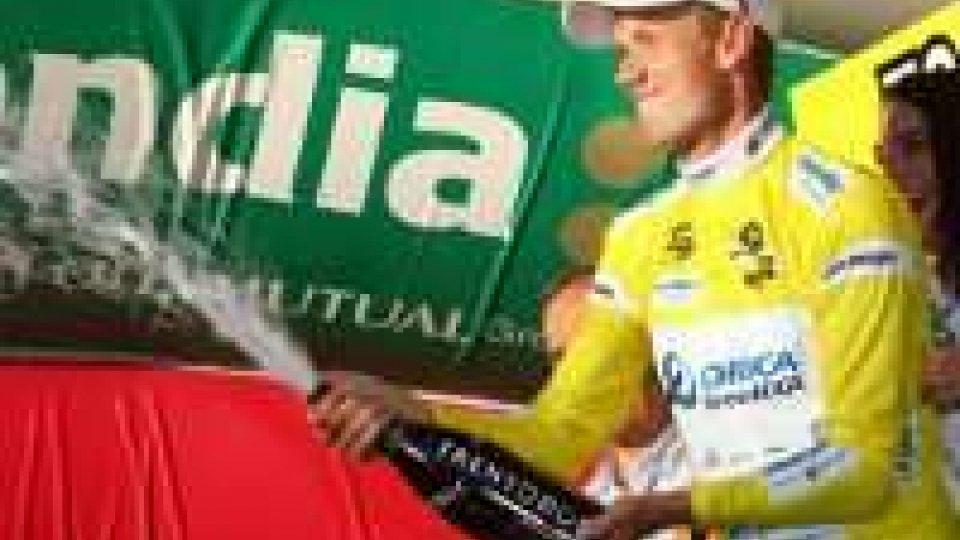 Il Tour di Polonia è di Pieter Weening.Il Tour di Polonia a Weening