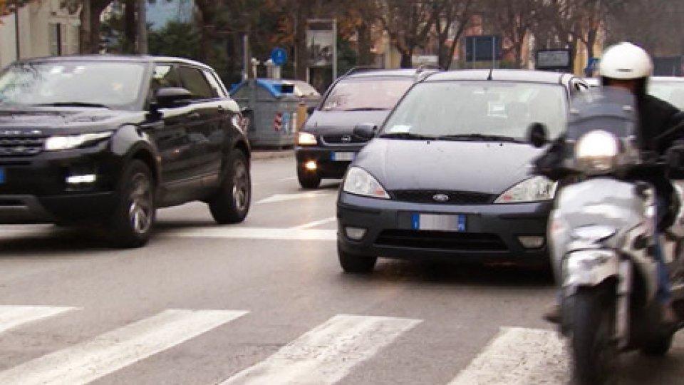 Traffico a Rimini