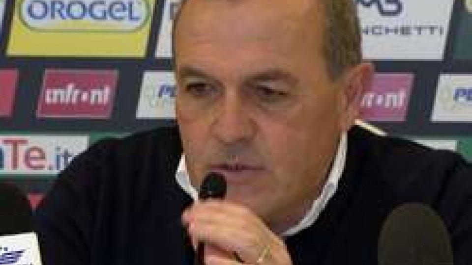 """Fabrizio CastoriGrinta Castori: """"Voglio una squadra compatta e combattiva"""""""
