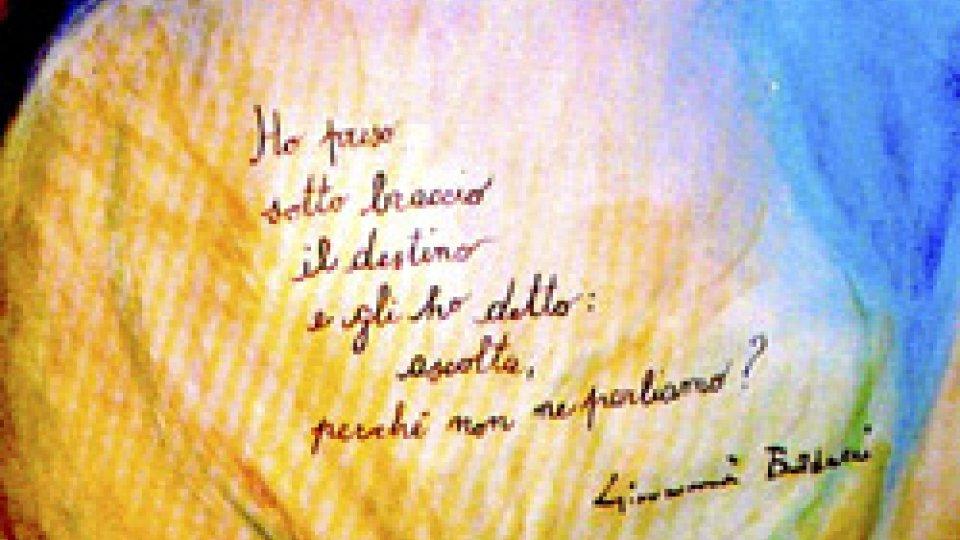 """""""Il rumore dei sogni"""" concerto poetico al Palazzo Sums"""