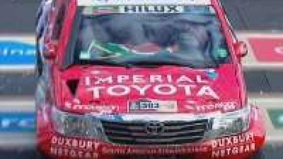 Subito sorprese alla DakarSubito sorprese alla Dakar