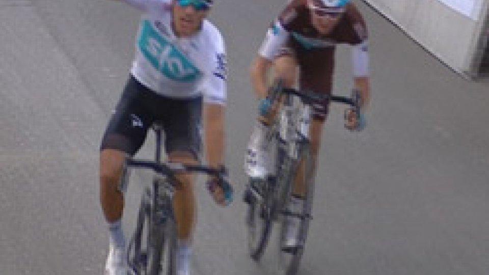 Ciclismo, ancora Moscon: suo il Giro di Toscana
