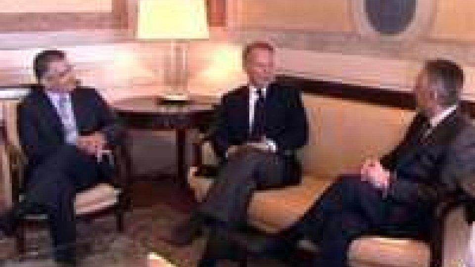 A San Marino David Dreier, promotore della risoluzione Usa sui rapporti bilateraliA San Marino David Dreier, promotore della risoluzione Usa sui rapporti bilaterali