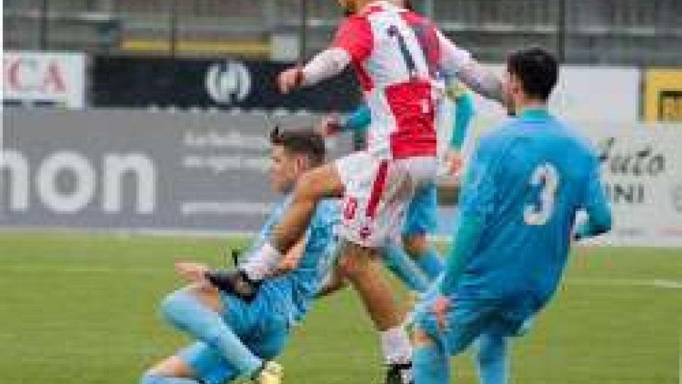 Rimini - Villabiagio 2-0Il Rimini domina il big match e allunga in vetta: Villabiagio ko 2-0