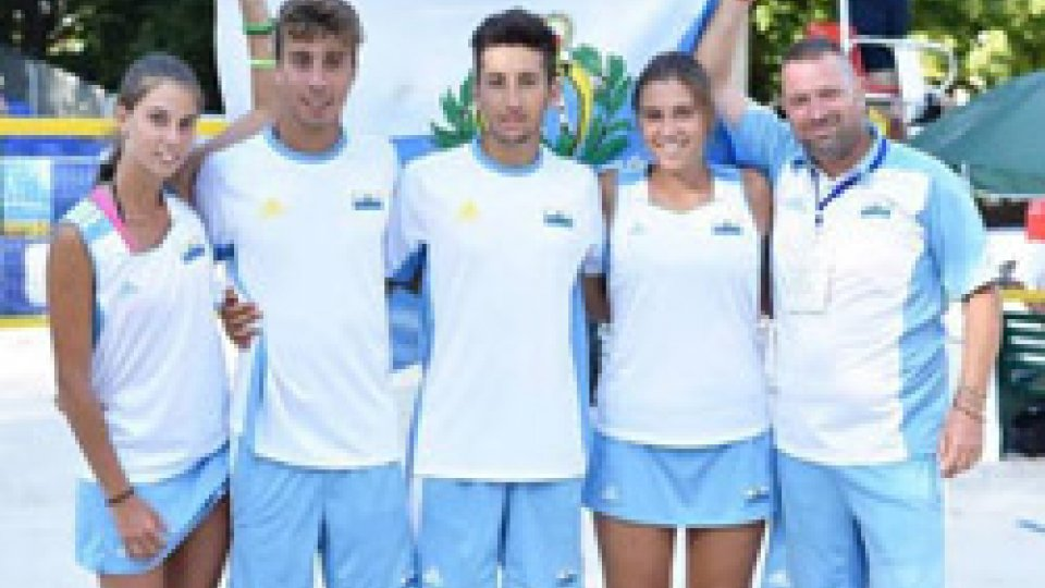 Mondiali Beach Tennis